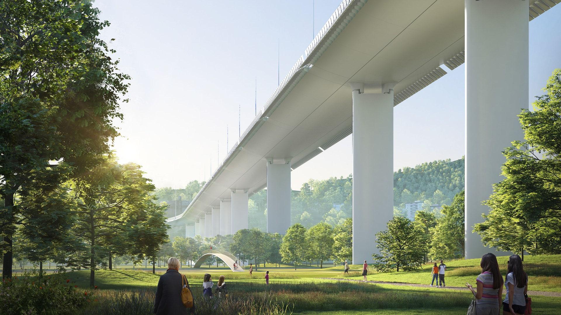 Ponte di Genova _Renzo Piano